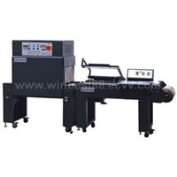 series heat shrink packing machine