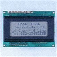 LCD MODULE DISPLAY MC1604-01