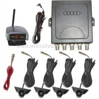 Wireless Parking Sensor System for Truck