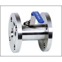 Forge Guang Model Stainless Steel Flanged Ball Valve