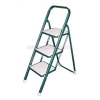 3-TIER STEEL FOLDED STEP LADDER