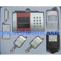 Security Alarm Dial System