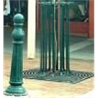 Tree Grills and Bollards