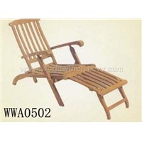 Wooden Long Chair Furniture