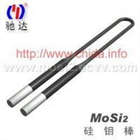 MoSi2,MoSi2 heating element,Molybdenum disilicide heating element,MoSi2 heater,MoSi2 heizleiters