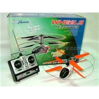 Radio Controlled R/C Helicopters