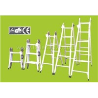 aluminum alloy multi-functional ladder