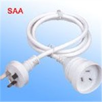 Australia Style Power Cord with SAA Approval
