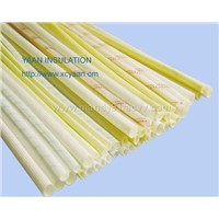 Insulating E-glass Fiber Glass Sleeving