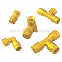 Straight, Elbow and Tee Pipe FIttings