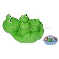 Bath Frog toy for baby