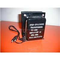 Step up & down transformer