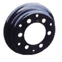 FORKLIFT STEEL WHEEL