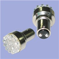 LED auto S25 bulbs (auto brake bulbs)