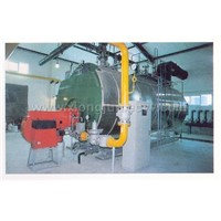 Coal-fired Boiler, Oil/gas-fired Boiler, CFB Boiler