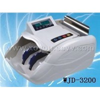 WJD-F3200 Money Counting Machine (Counterfeit Currency Detector)