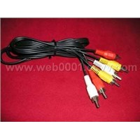 AV cable DC cable