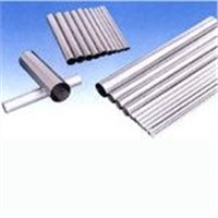 Stainless steel and seamless steel pipe