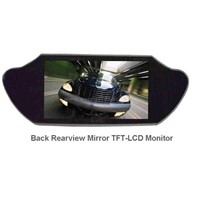 7inch Backing Rearview Mirror LCD Monitor