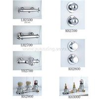 Thermostatic Control Faucet