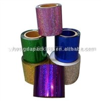 Sell 150-250mic PET & PVC Spangle Films for Sequins