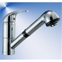 Spray Kitchen Faucet