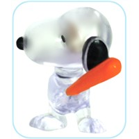 "Gift toys --1"" Cellphone Flashing Snoopy"