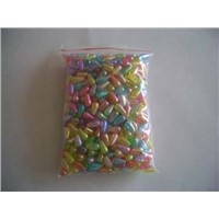 6*10mm drop ab color beads