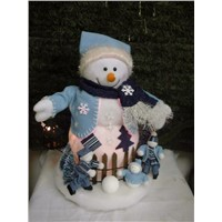 Inflatable snowman (EW033047)