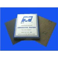 Water proof abrasive paper(CC45P)