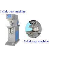 label printing machine, pad printer, hot-stamping,
