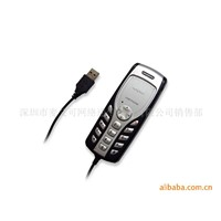 Usb Handphone for Skype/skype Phone/usb Phone