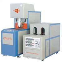 Semi-Automatic Blow Moulding Machine