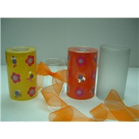 Packaging PVC Round Container