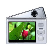 2.5' MP4 player with 1.3 M Digital Camera