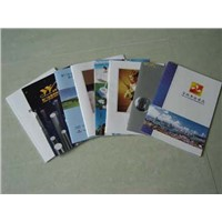 brochures/magazine/journal/account book & others