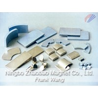 NdFeB magnets for motors, generators