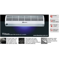 Titan 1 Super Thin air curtain
