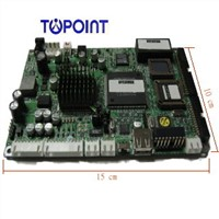 4 CH Mobile DVR Board (Ultra-compact Version)