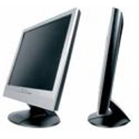 LCD Flat Panel Monitors Used