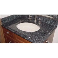 Granite Countertop (Blue Pearl) (Natural Stone)