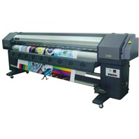 Sell large format printer with 2.5m 8heads