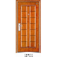 Sell Steel Security Door(hm-504)
