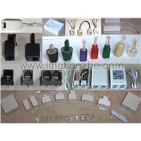 ADSL filter,ADSL splitter,telephone adapter,telephone connecter