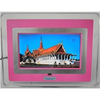 7 inch digital photo frame with tft screen