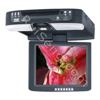 Revolving Roof Mounted Car dvd player