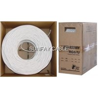 Coaxial Cable for CATV (RG59,RG6,RG7,RG11)