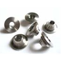 Titanium motorcycle part