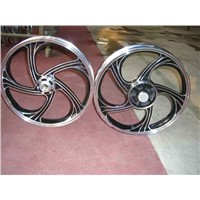 alloy wheel/motorcycle wheel/wheel rim