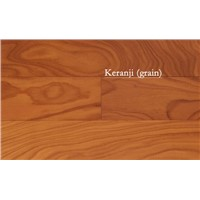 Keranji - Engineered wood floor